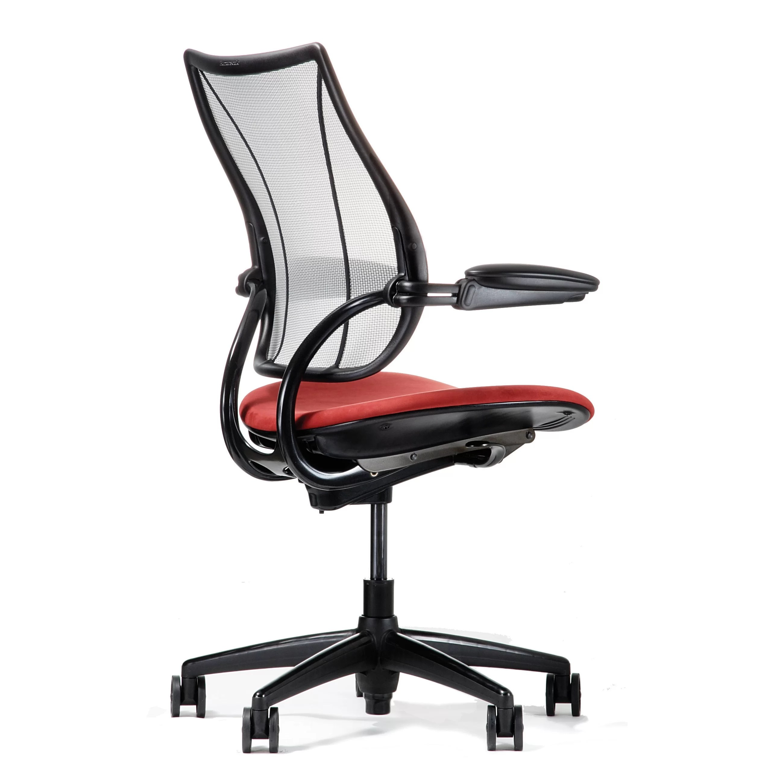 Humanscale Liberty Chair Humanscale Mid Back Liberty Office Chair With Arms
