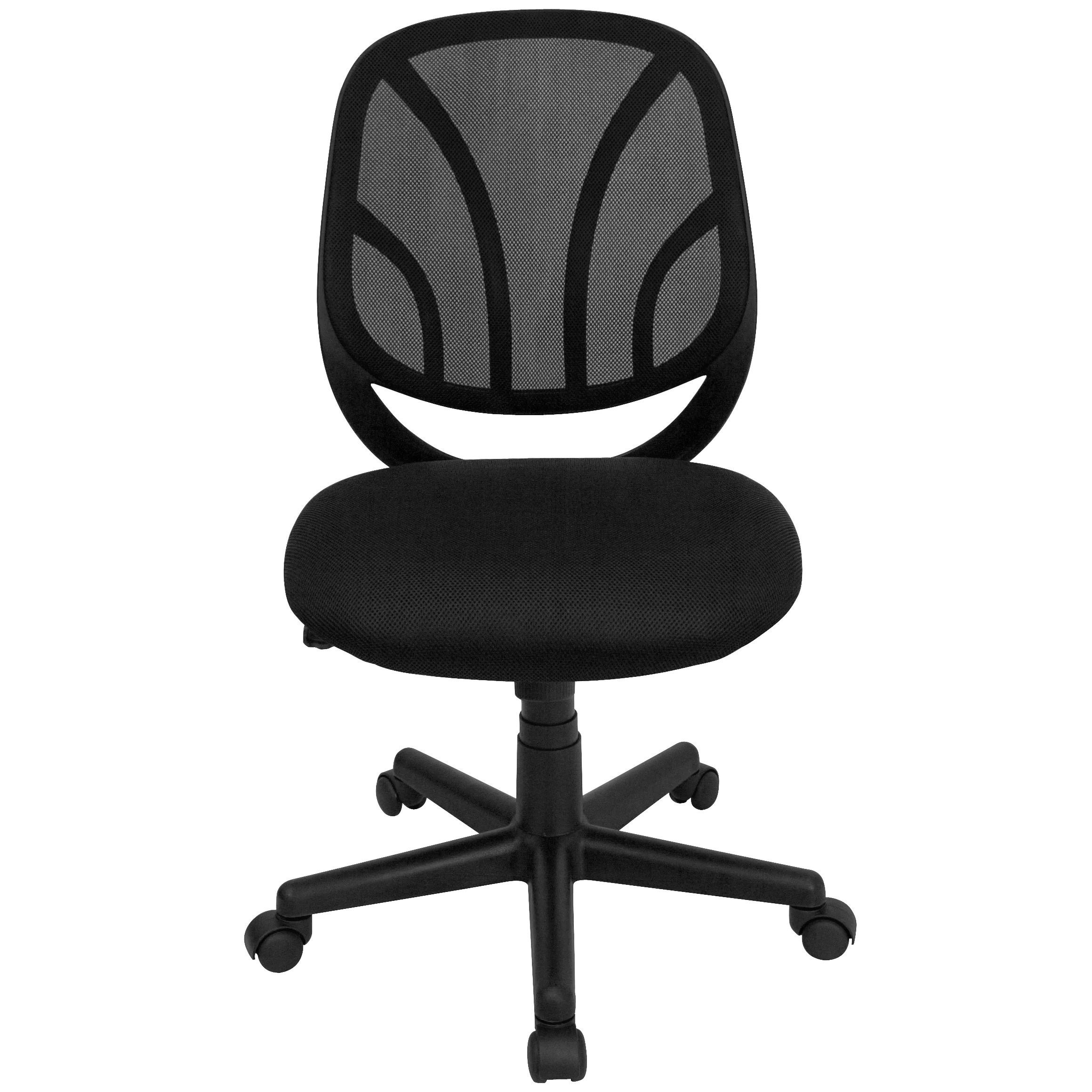 Staples Task Chair Flash Furniture Y Go Mid Back Mesh Computer Task Chair