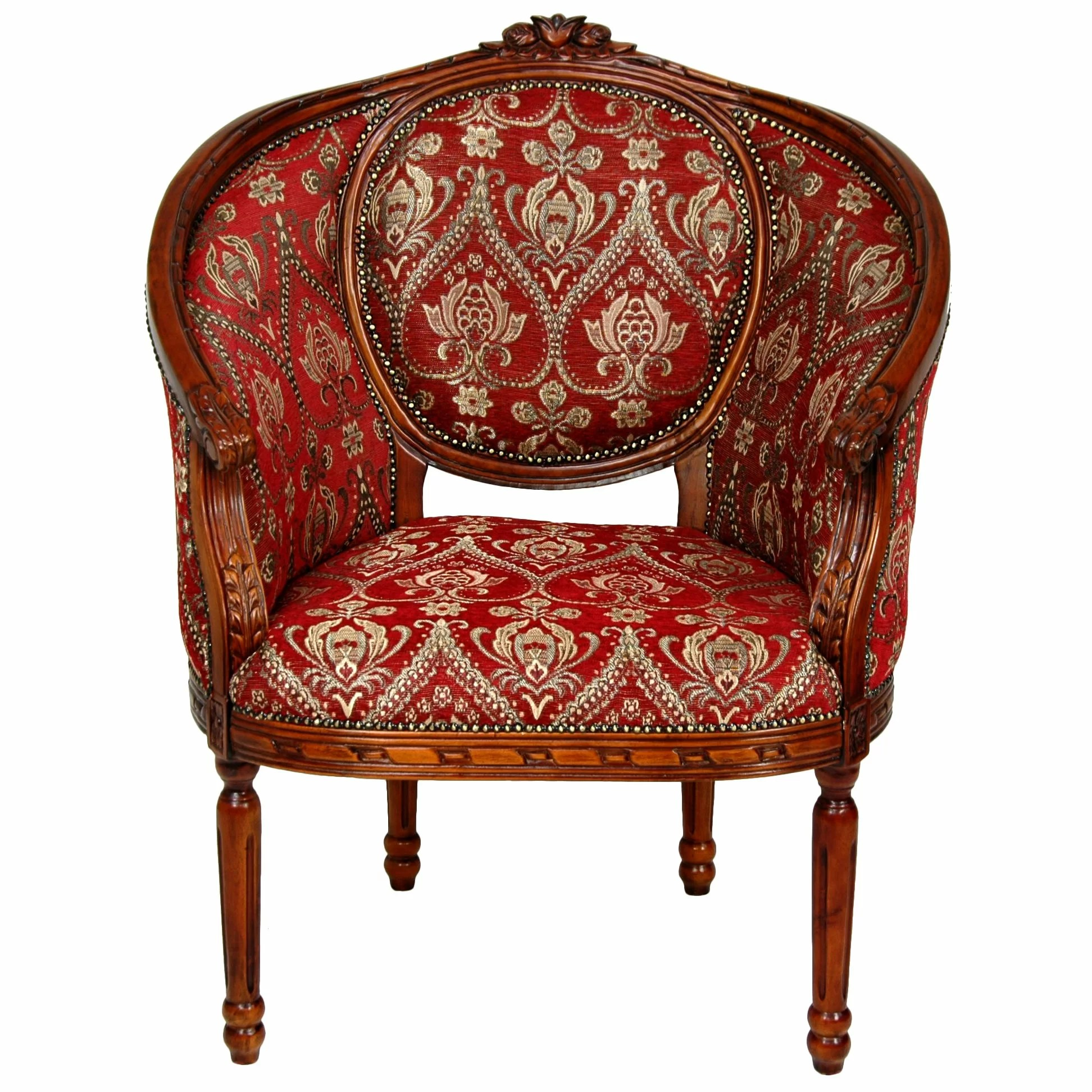 Queen Chairs Queen Anne Wing Chair Wayfair
