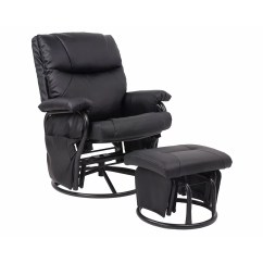 Ergonomic Chair And Ottoman Living Room Accent Chairs Swivel Glider Rocking Recliner Wayfair