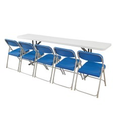 Public Seating Chairs Panton S Chair Replica National 800 Series Lightweight Folding