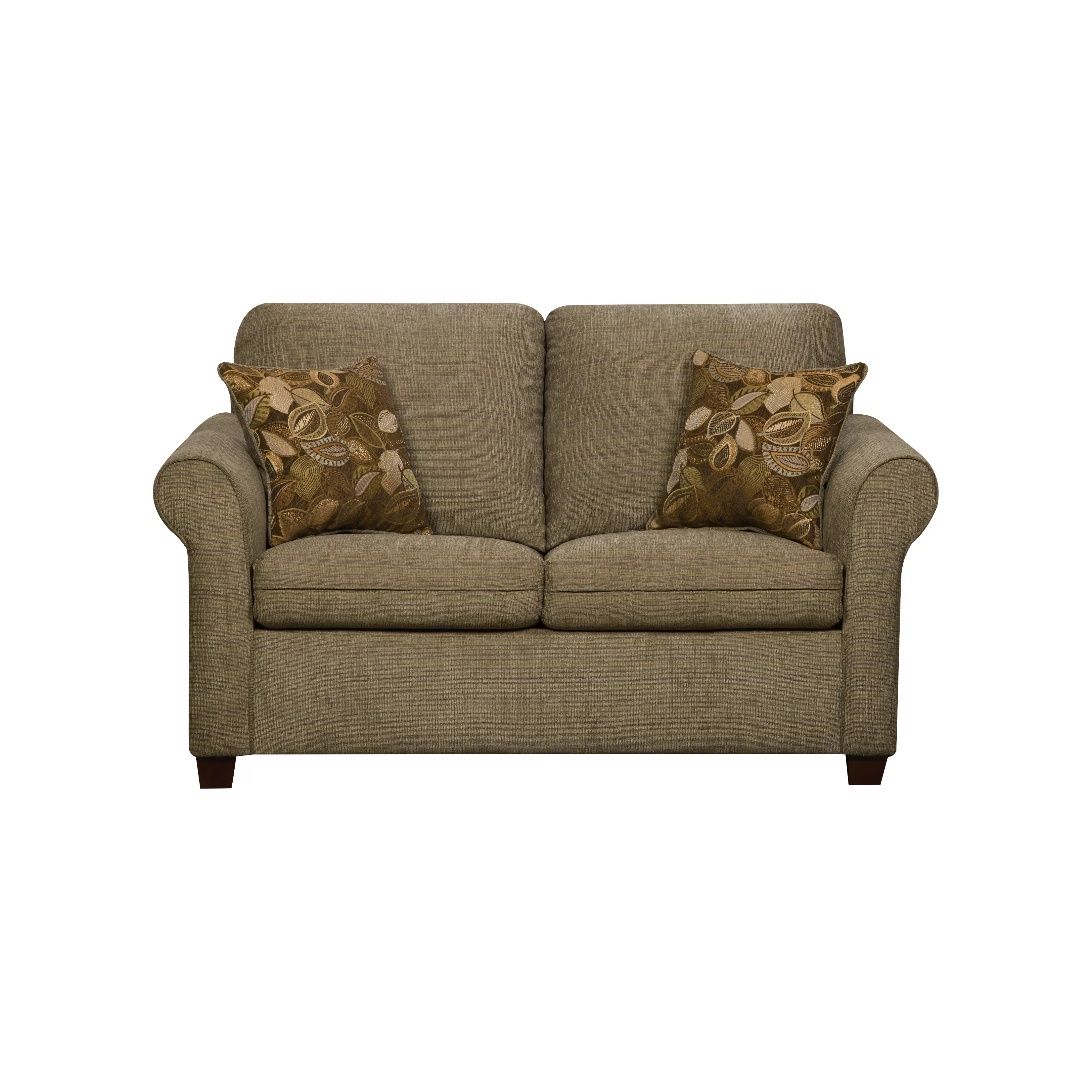 twin chair sleeper sofa aeron lumbar support simmons upholstery cullen and reviews