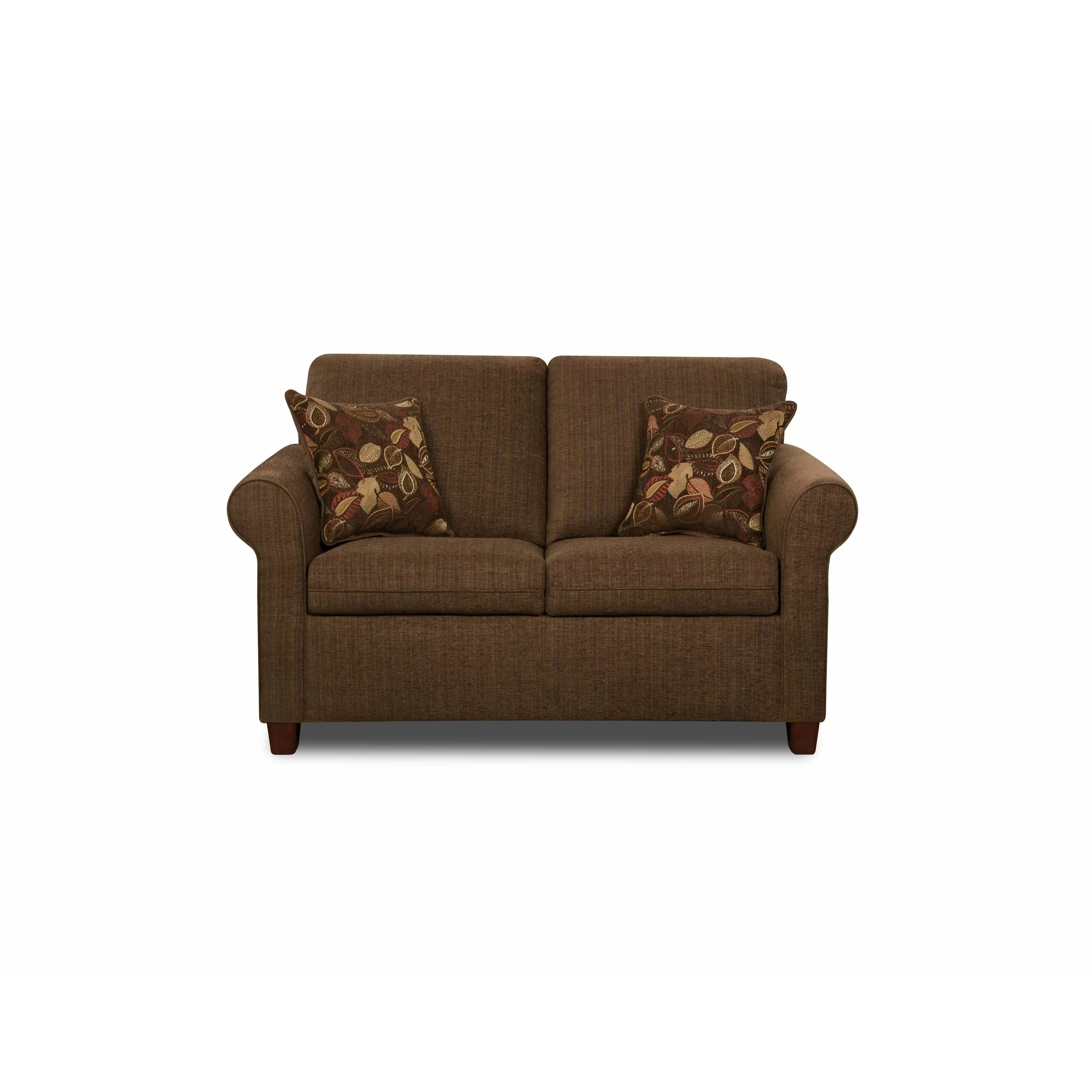 twin chair sleeper sofa indoor swing uk simmons upholstery cullen and reviews
