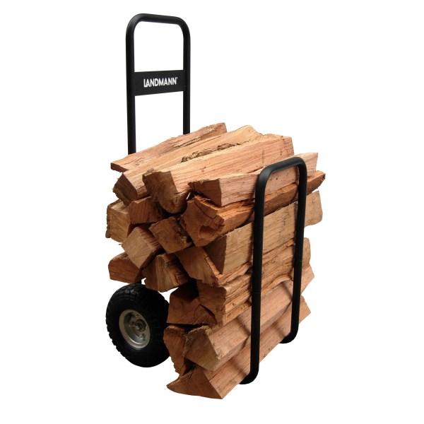 Landmann Firewood Steel Log Carrier &