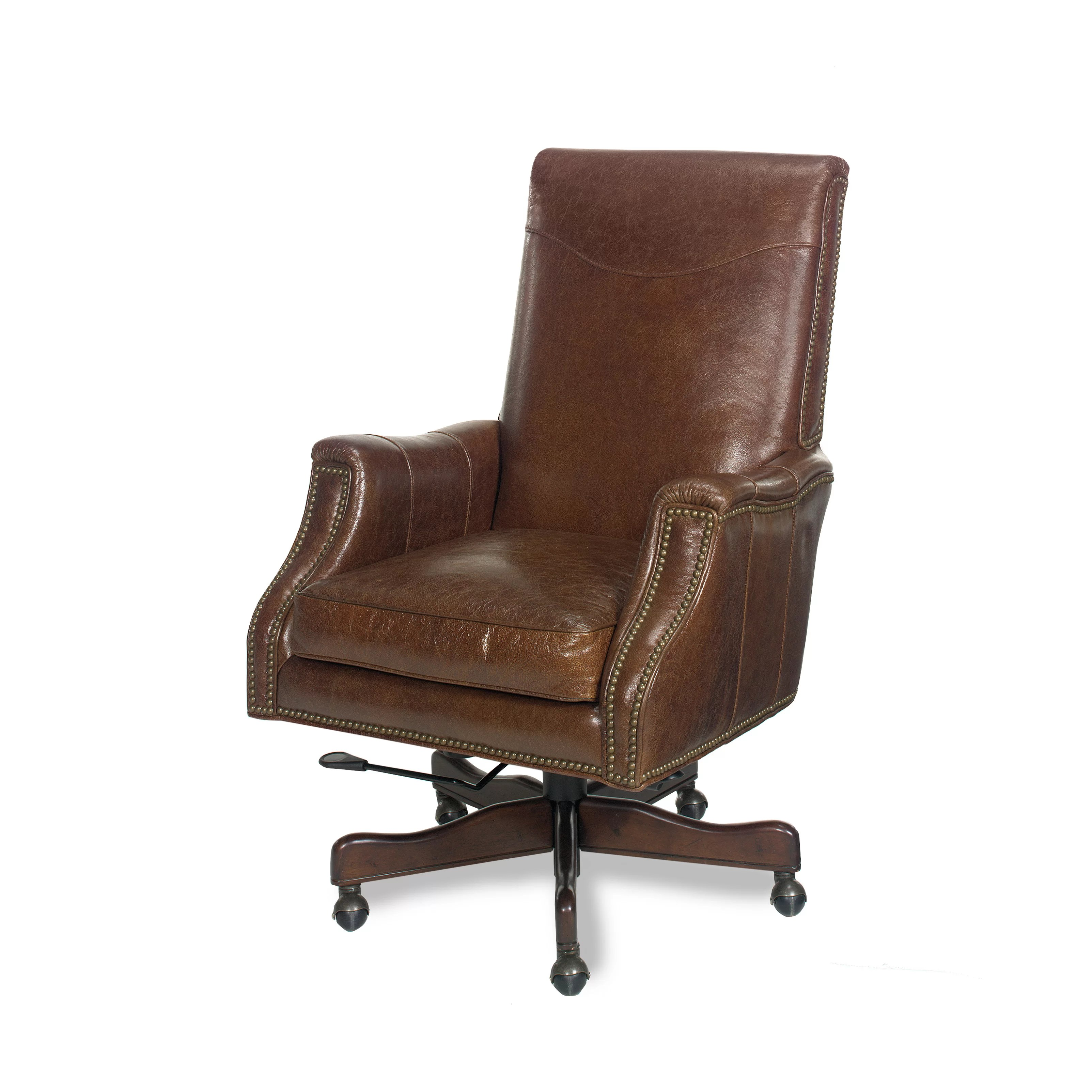 wayfair swivel chair covers venues hooker furniture leather and reviews