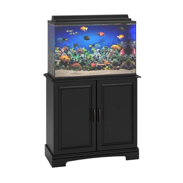 Altra Harbor 29-37 Gallon Cabinet Aquarium Stand &