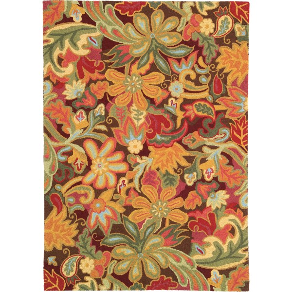 Company Tapestry Spice Area Rug & Supply