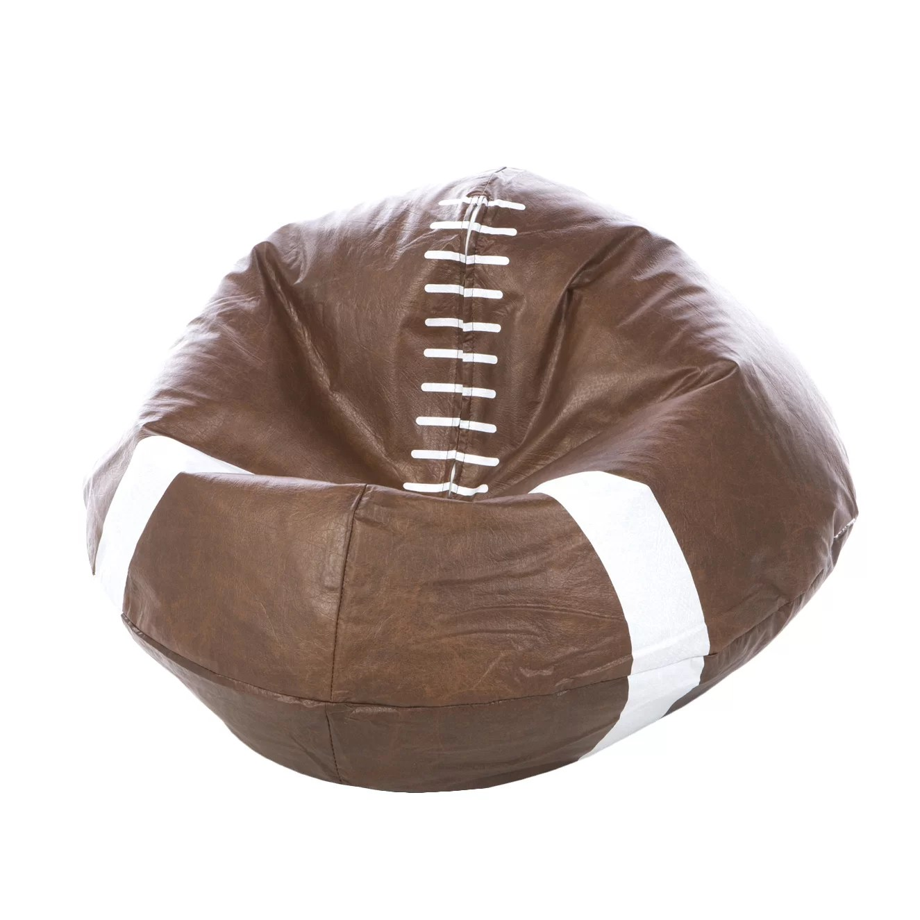 Ll Bean Rocking Chair X Rocker Football Bean Bag Chair And Reviews Wayfair