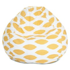 Mustard Yellow Bean Bag Chair White Counter Height Chairs Majestic Home Goods Alli And Reviews Wayfair