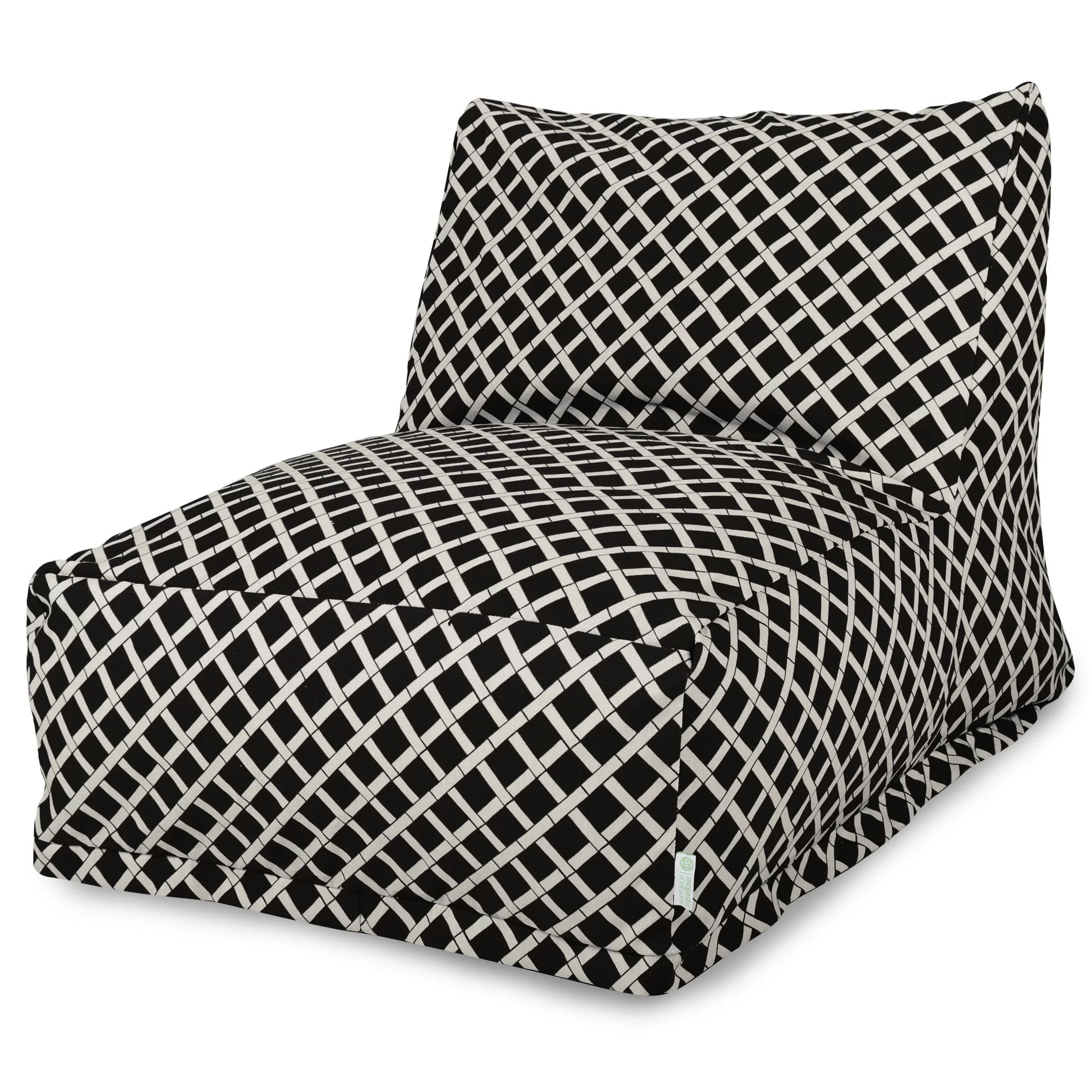 bin bags chairs small computer majestic home goods bamboo bean bag lounger and reviews
