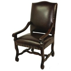 High Chair Reviews Wire Dining Chairs Uk Moti Furniture True Leather Back Arm And