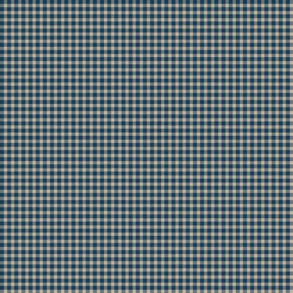 "Home 33' X 20.5"" Gingham Wallpaper"