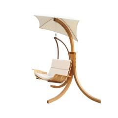 Swing Chair Wayfair Modloft Langham Dining Leisure Season With Cushion And Reviews