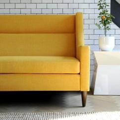 Gus Modern Sofa Sale Best Back Cushion For Carmichael Loft And Reviews Wayfair