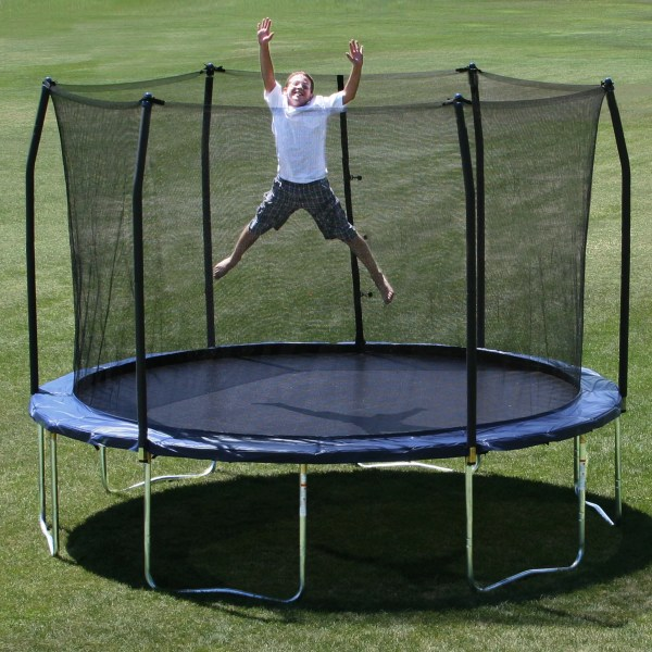 Skywalker 12' Trampoline With Safety Enclosure &