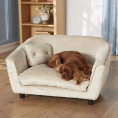 Large Dog Sofas Billig Sofaer Til Salg Enchanted Home Pet Ultra Plush Astro Sofa