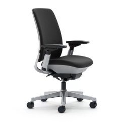 Steelcase Amia Chair Kiri Recliner Mid Back Upholstered Work And Reviews