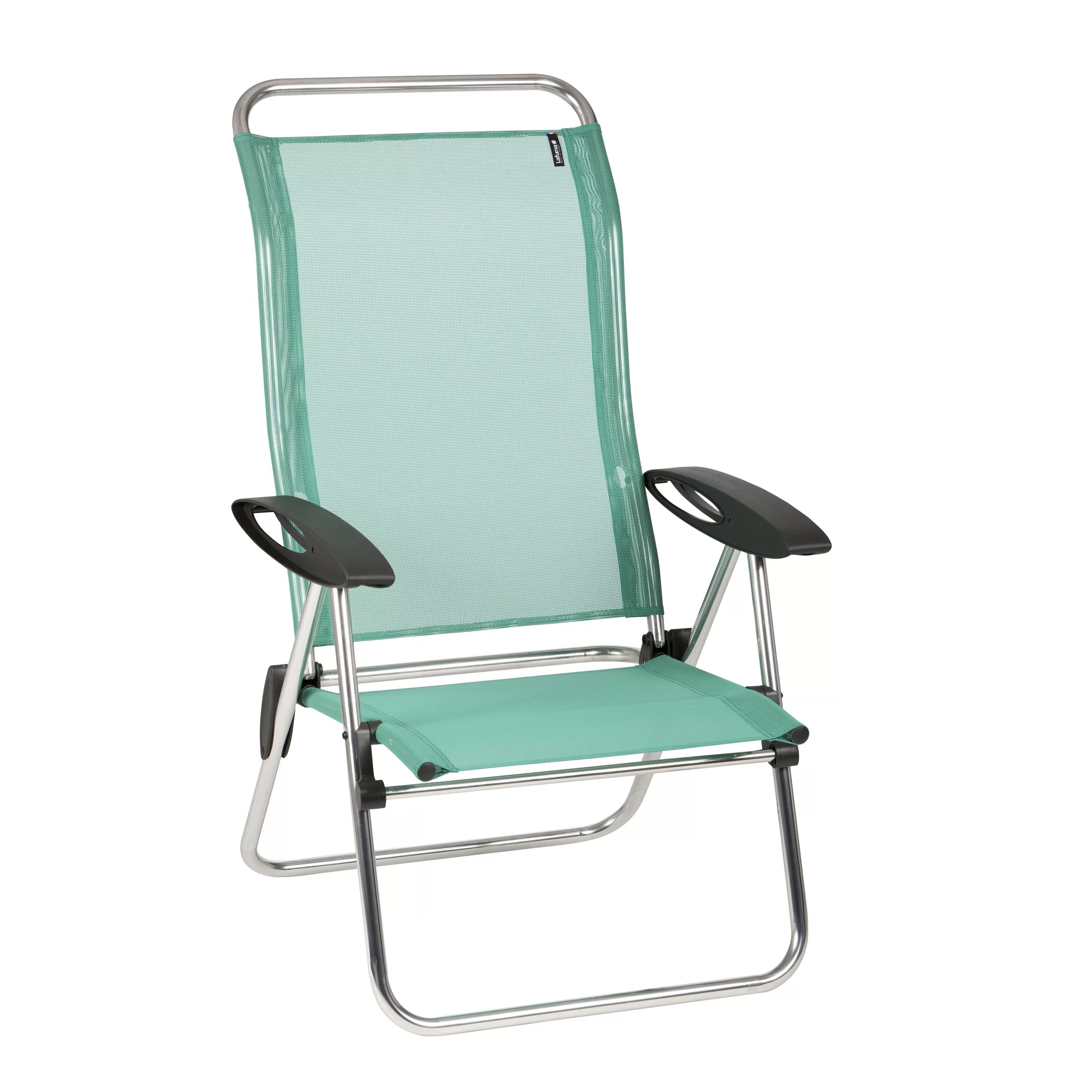 Folding Beach Chair Lafuma Low Elips Folding Beach Chair And Reviews Wayfair