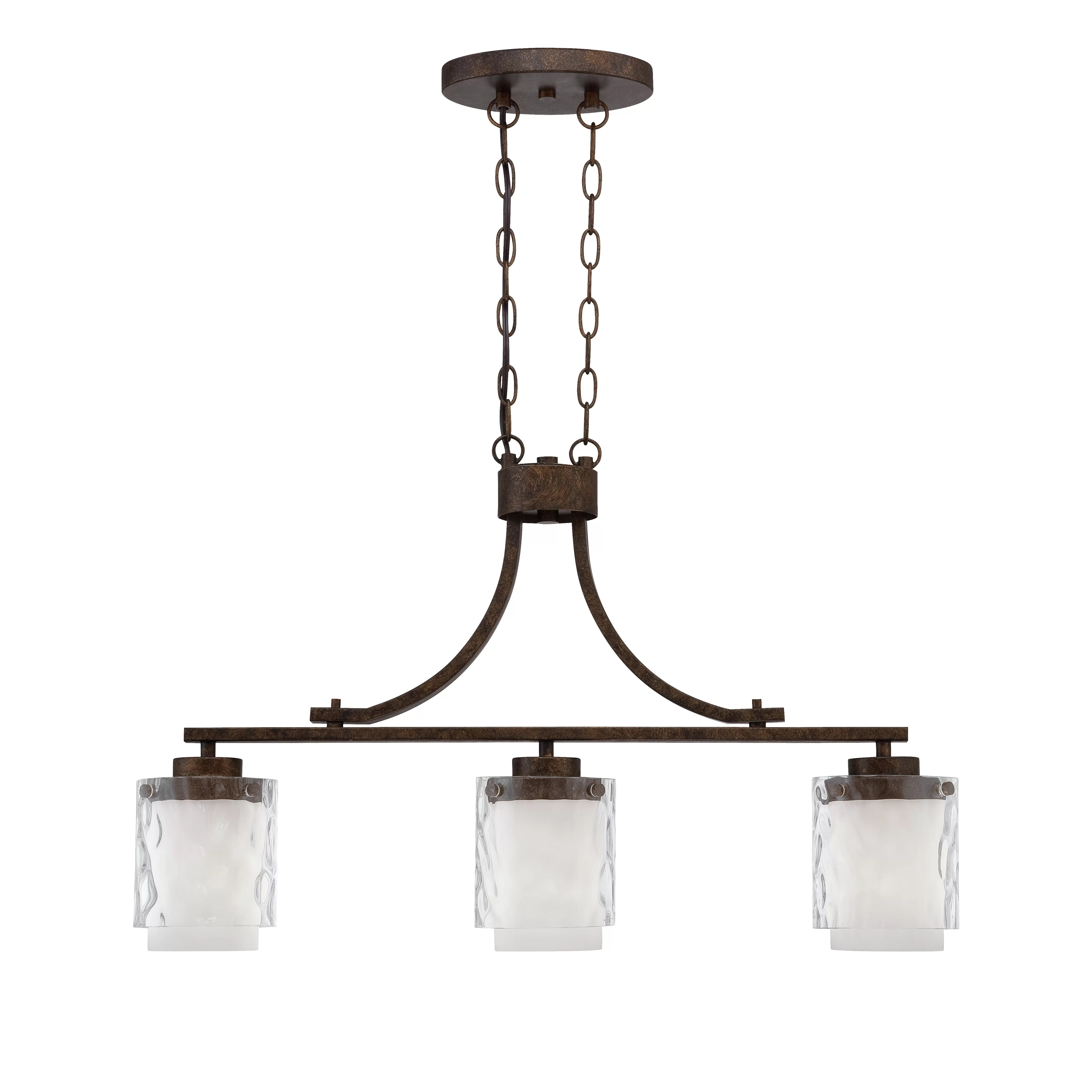 3 light kitchen island pendant cabinets for sale craigslist jeremiah kenswick and reviews