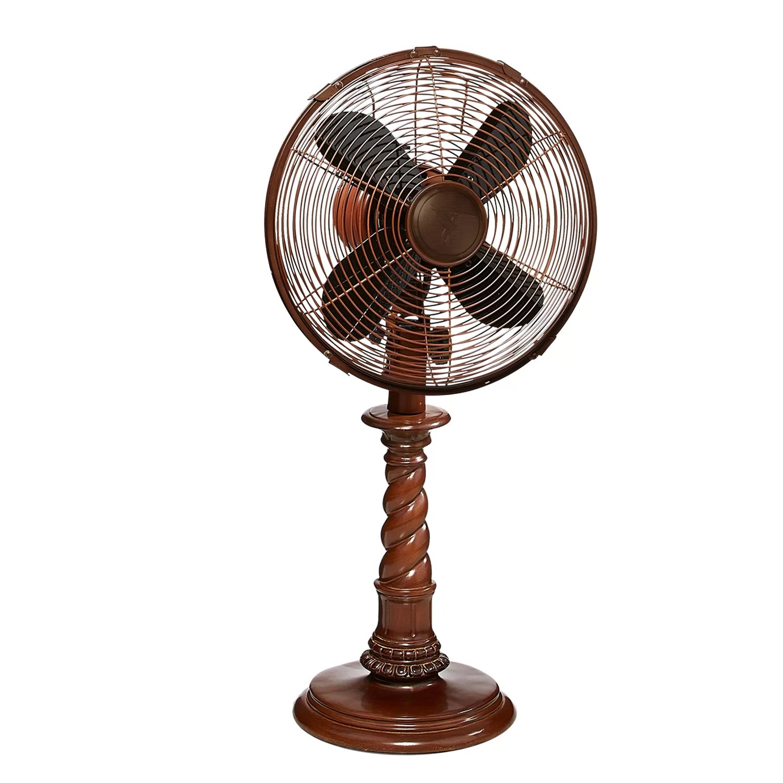 Raleigh Oscillating Table Fan  Wayfair