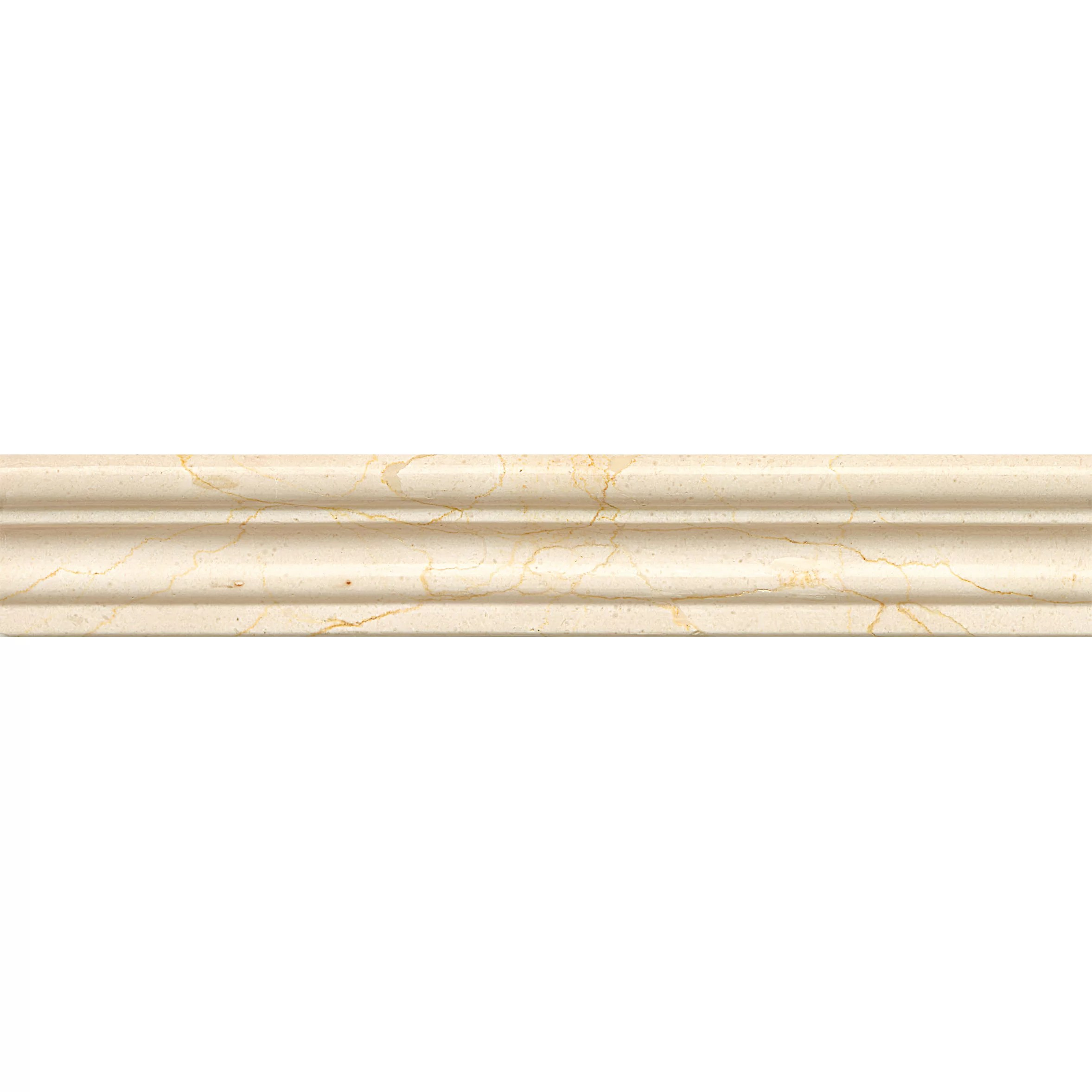 Chair Rail Tile Select Chair Rail 2 Quot X 12 Quot Marble Polished Tile In Crema