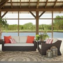 Birch Lane Hattie Natural & Parchment Indoor Outdoor Rug