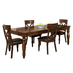 Chair Covers Kingston Folding Hunting Just Cabinets 5 Piece Dining Set And Reviews Wayfair