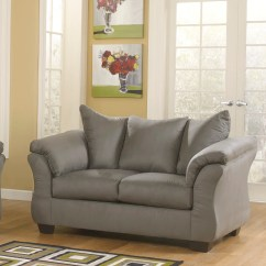 Signature Design By Ashley Harvest Sleeper Sofa Reclining Set Loveseat And Reviews