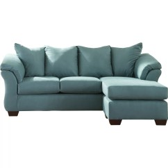 Ashley Furniture Darcy Sofa Reviews Leather And Wood Italian Signature Design By Wayfair