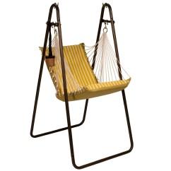 Hanging Chair Frame Pool Lounge Chairs Home Depot Sunbrella Hammock With Wayfair