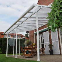 Feria 10ft. X 34ft. 13ft. Patio Cover Awning