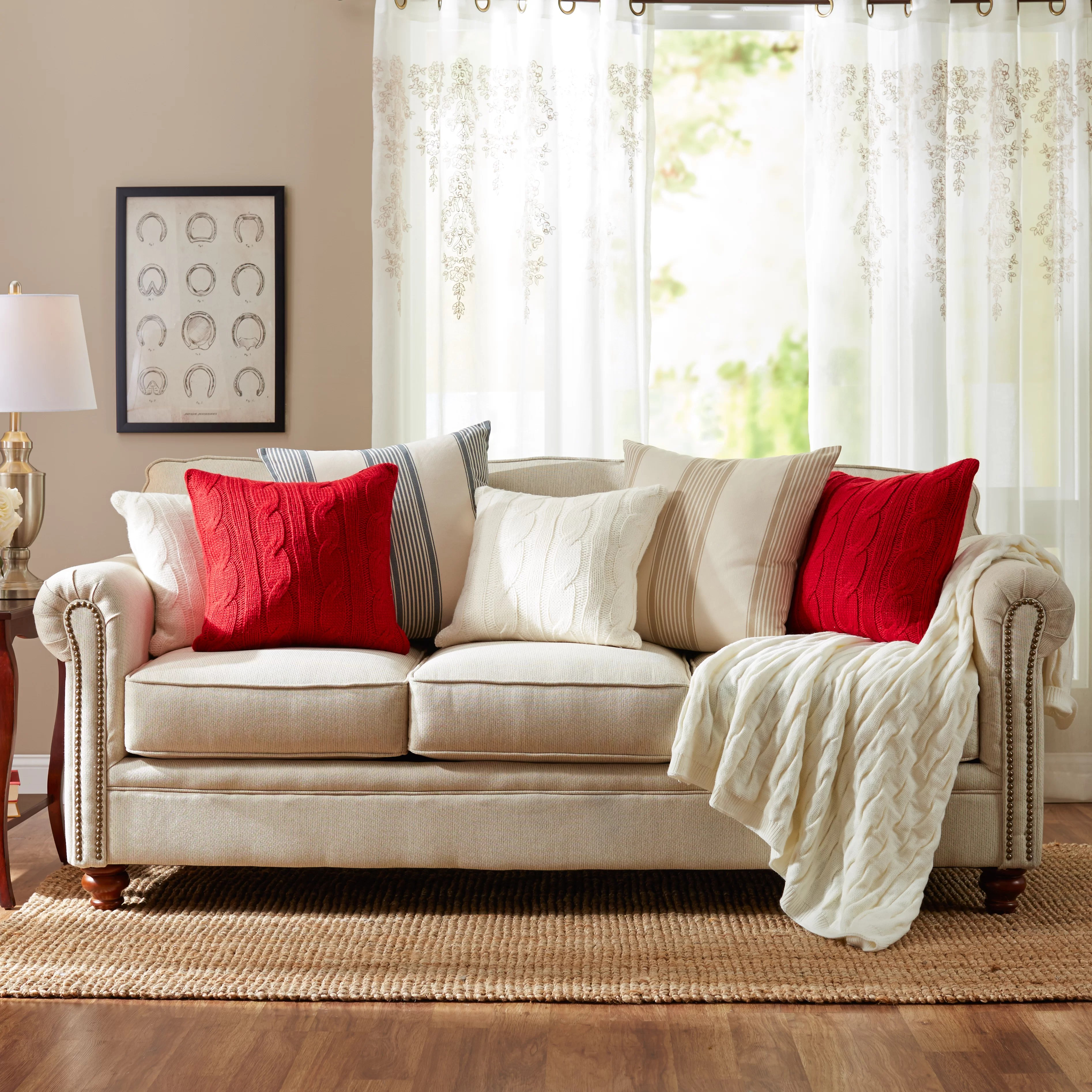 serta meredith convertible sofa reviews lazy boy sofas recliners caroll living room collection by upholstery wayfair