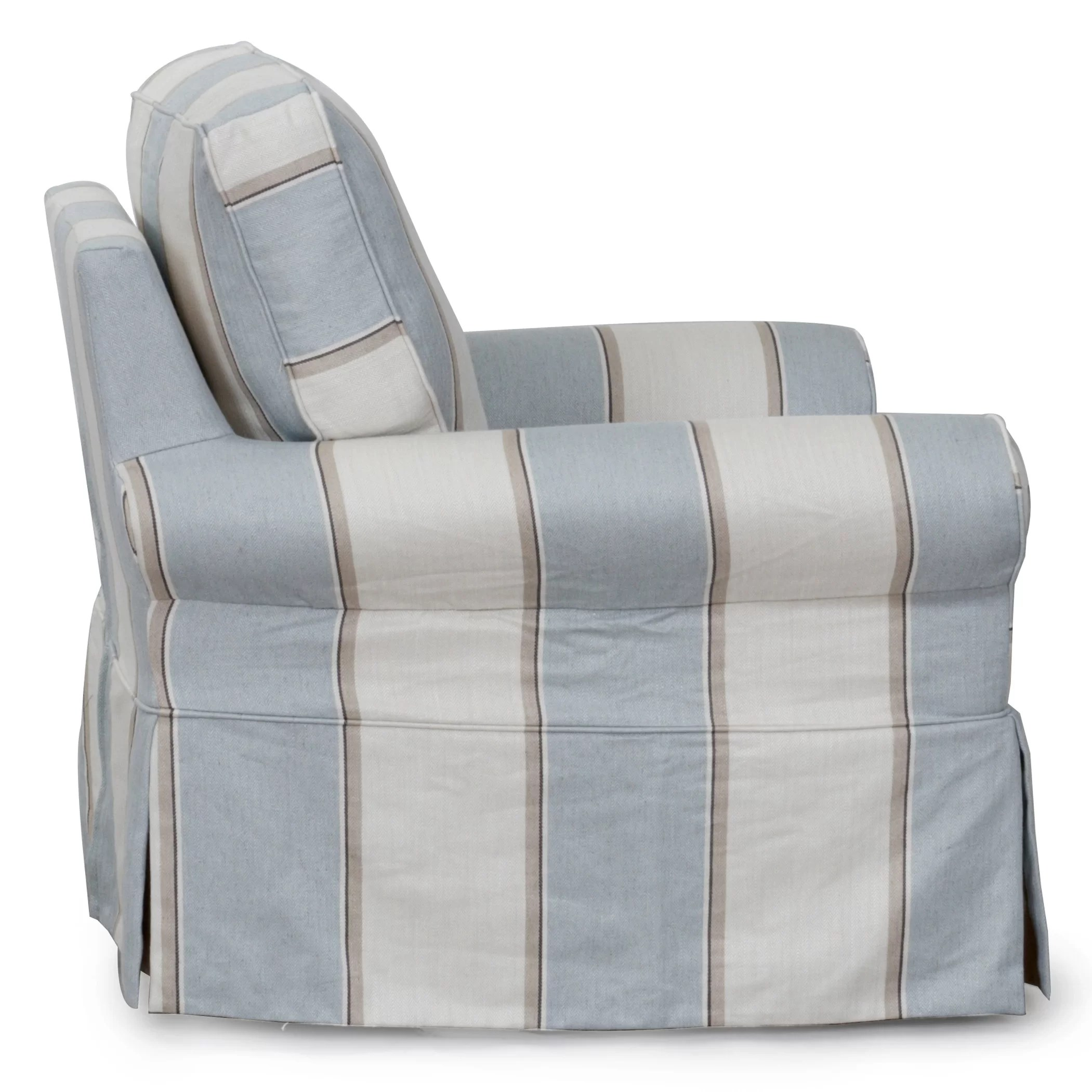 swivel chair covers steel manufacturer ludhiana sunset trading horizon slipcover and reviews