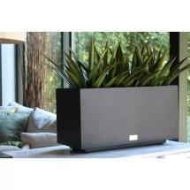 Veradek Metallic Series Rectangular Planter Box &