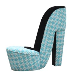 High Heel Chair Cheap Bentwood Cane Seat Chairs Shoe Is