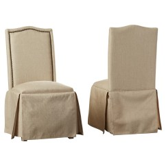 Parsons Chairs With Skirt Vintage Desk And Chair Charlton Home Archie Skirted Reviews Wayfair