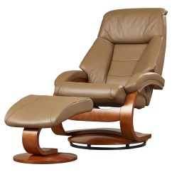 Ergonomic Recliner Chair Alite Monarch Warranty Varick Gallery Leather And Ottoman