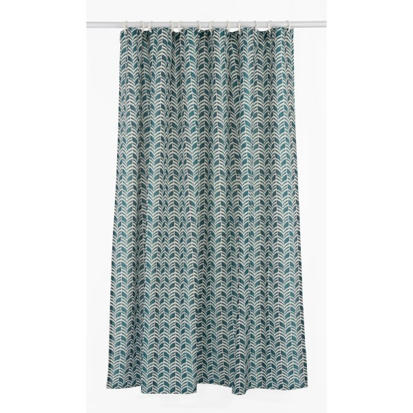 LJ Home Metro Shower Curtain Set & Reviews | Wayfair
