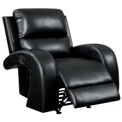 Faux Leather Recliner Chair Couch And Rocking Wayfair