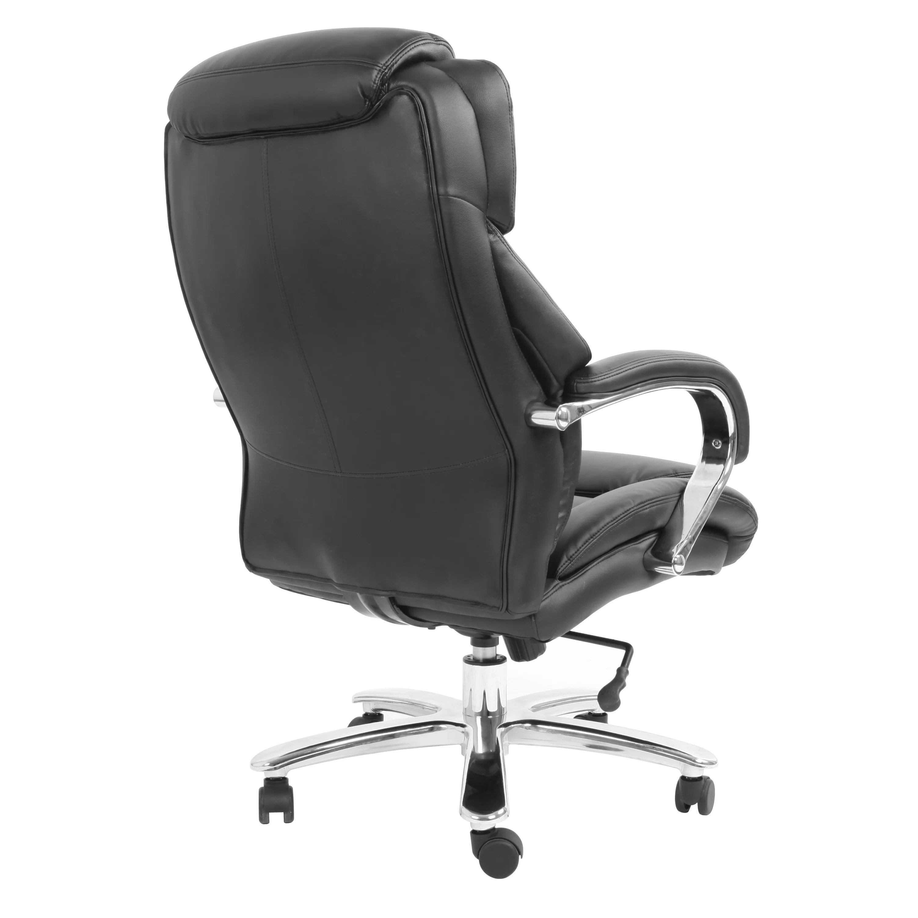 big and tall executive office chairs jonathan adler chair comfort products admiral iii high back