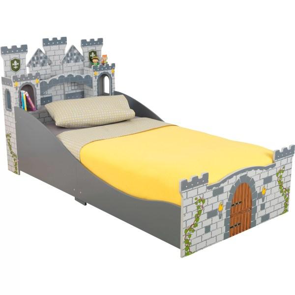 Kidkraft Medieval Castle Convertible Toddler Bed &