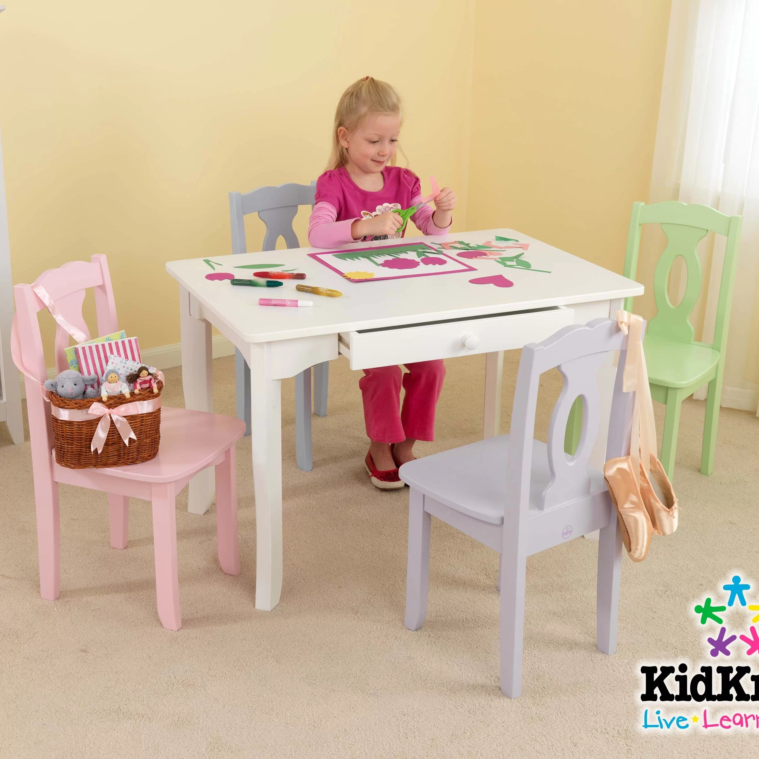 safety 1st 5 piece childrens table and chair set revolving ebay kidkraft brighton kids 39 reviews