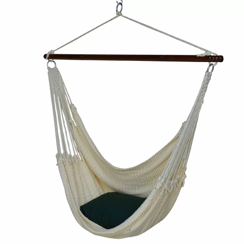 hammock chair reviews navy dining room covers kwhammocks jumbo caribbean and wayfair