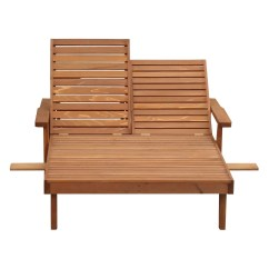 Double Lounge Chair Slat Plans Summer Chaise Wayfair