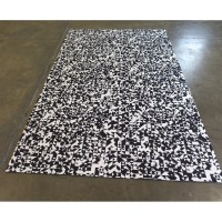 Black/White Area Rug | Wayfair