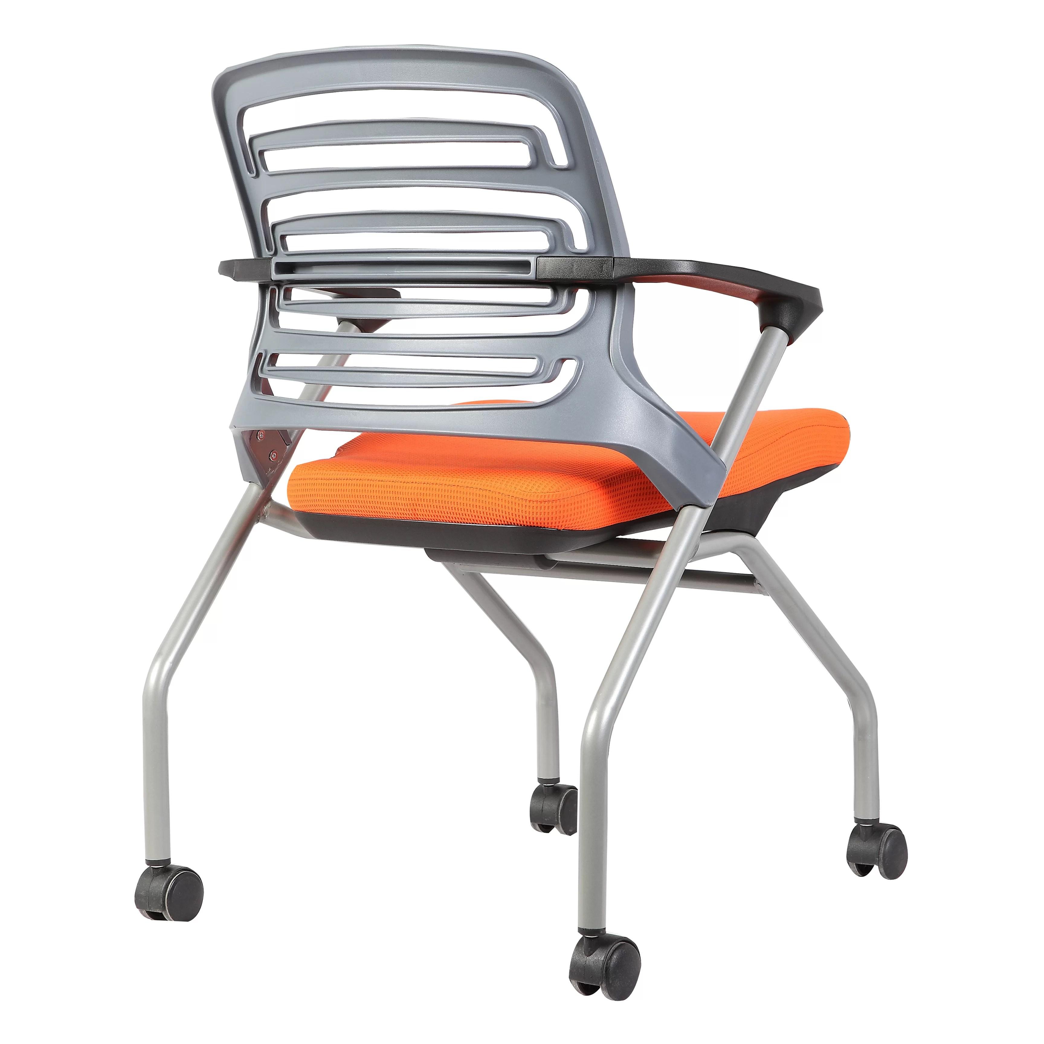 folding executive chair kaikoo single bed austin office wayfair