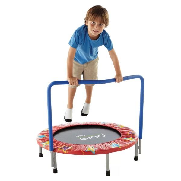 Pure Fun 36 Kids Mini Trampoline