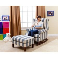 Abbyson Living Rocking Chair Lightweight Backpacking Chelsie Glider And Ottoman Reviews Wayfair