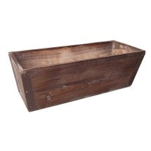 Cheungs Wooden Rectangular Planter Box &
