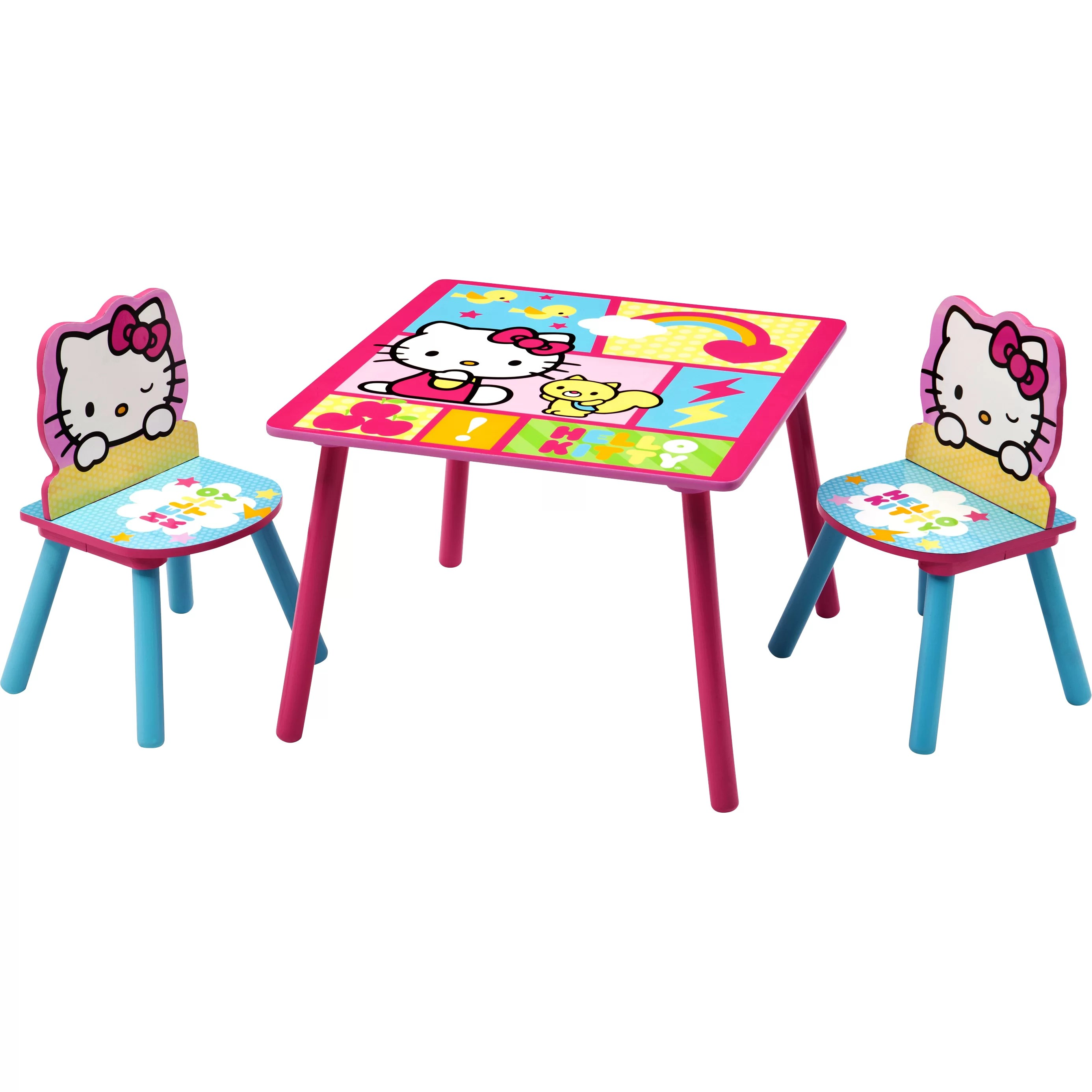 target baby chair and table cool high chairs delta children hello kitty kids 39 3 piece set
